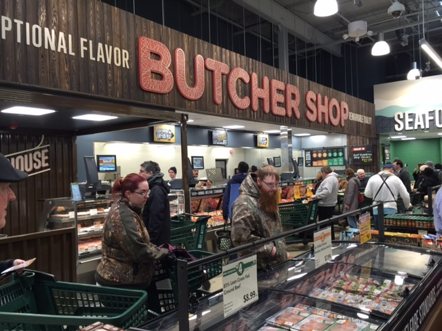 Butcher Shop featuring local, grassfed, and organic meats